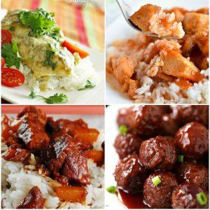 Easy and Delicious 3 Ingredient Crock Pot Recipes