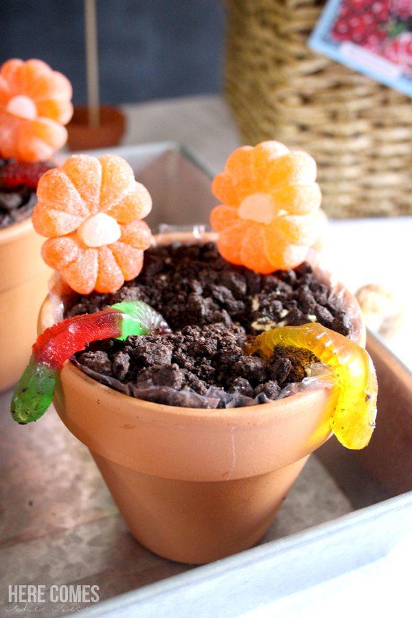 These Spring Garden Party ideas are so cute! What a fun party idea!