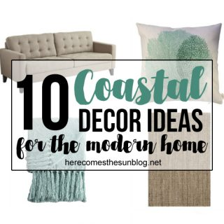10 Coastal Decor Ideas for the Modern Home