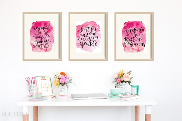 6 Motivational Prints That Will Inspire Your Soul