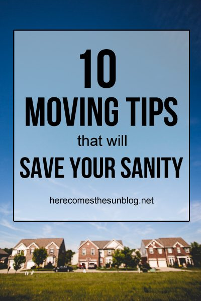 These moving tips will save you time and sanity during your next move