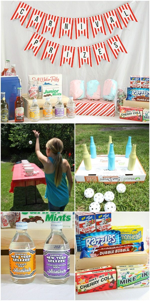 Easy and Fun DIY Carnival Games | Kelly
