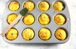 These delicious breakfast egg cups are easy to make ahead of time and perfect for busy mornings!