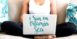Vitamin Sea Free Cut File