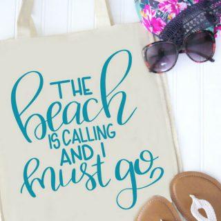 How to Make a DIY Beach Bag