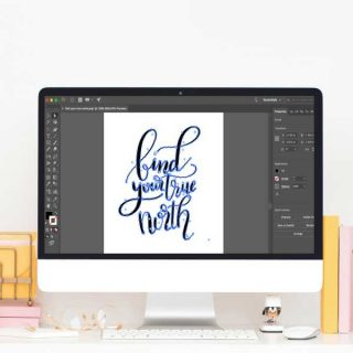 How to Vectorize Hand Lettering in Illustrator