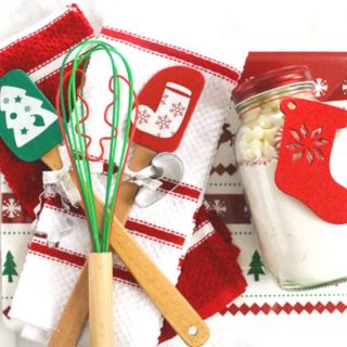 Cookie Baking Kit Gift Idea