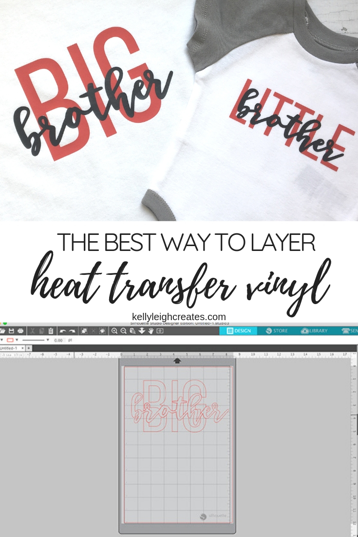 layer heat transfer vinyl