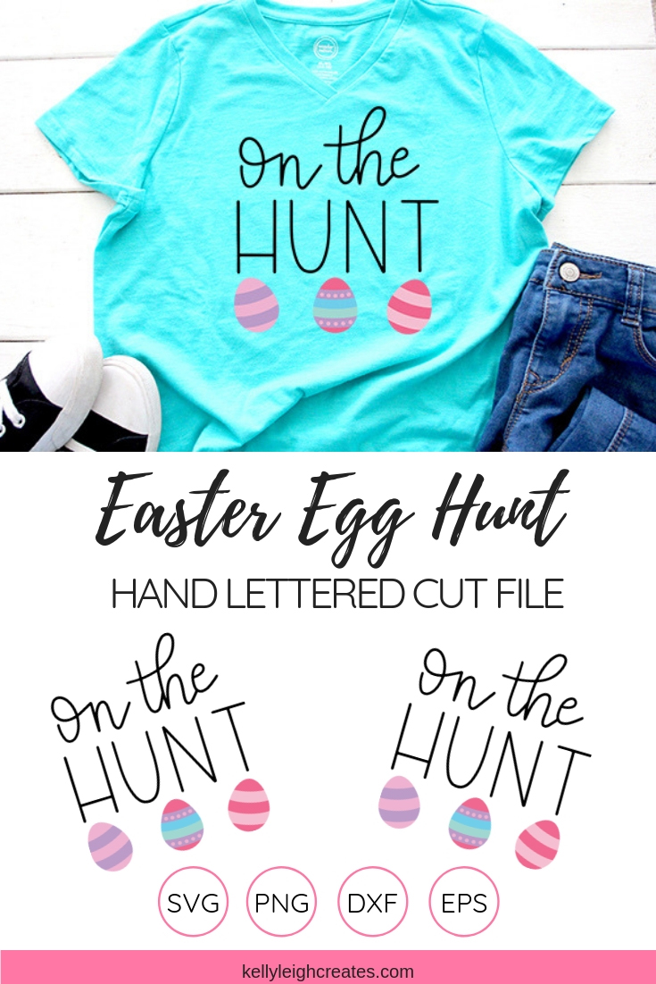 easter egg hunt cut file