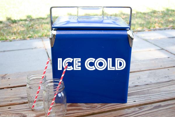 drink cooler cut files