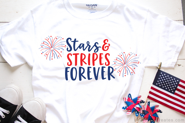 stars and stripes cut file