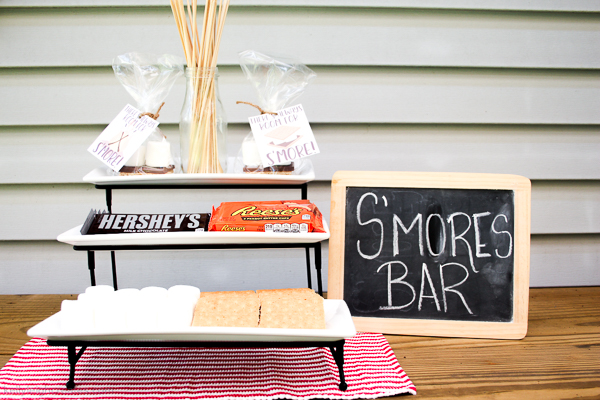 smore's bar