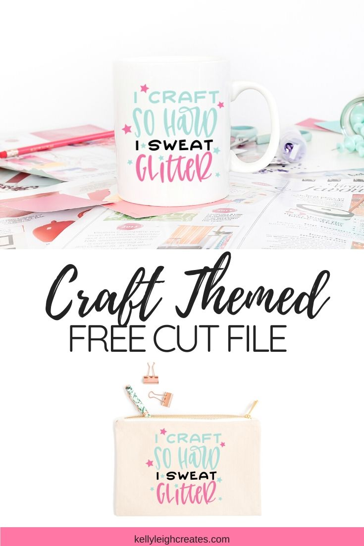 craft themed cut files