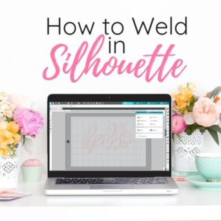how to weld in silhouette
