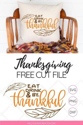 thankful svg files