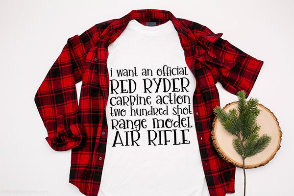 christmas story shirt