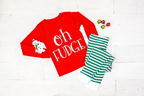 christmas story pajamas