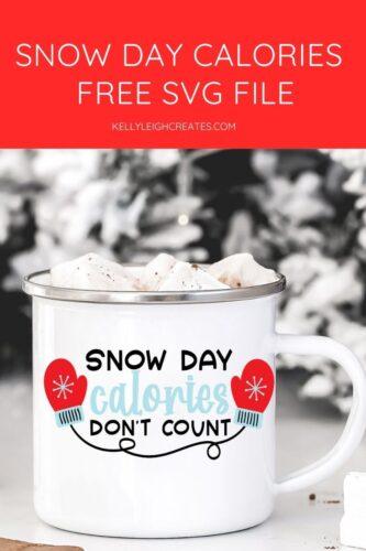 snow day svg file