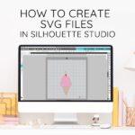 create svg files in silhouette