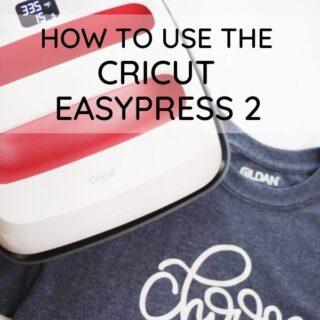 use cricut easypress 2