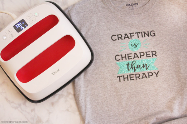 layer glitter heat transfer vinyl tutorial